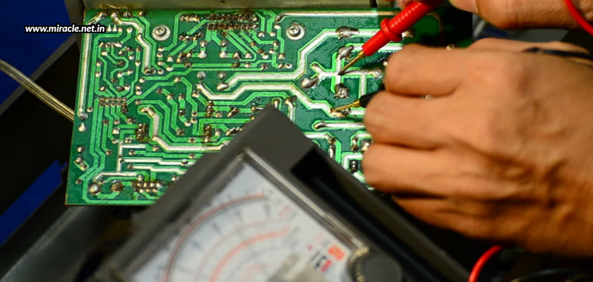 Testing A PCB For Short Circuit