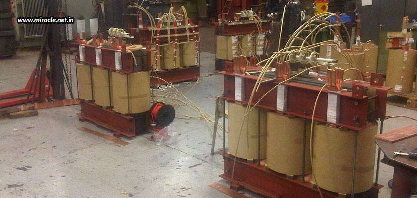 Testing-a-Transformer